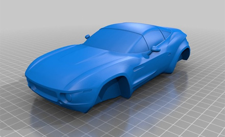 Do-It-Yourself 3D Printing Autos