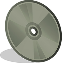 compac disc icon