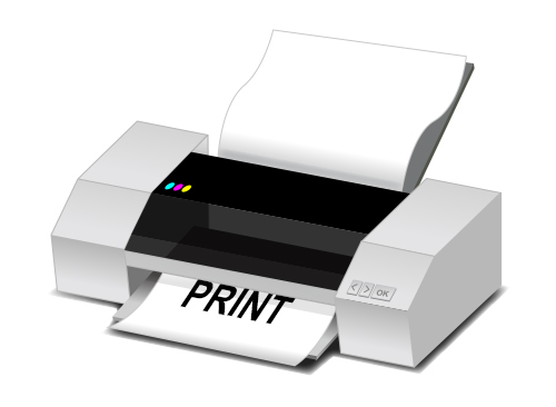 inkjet printer image
