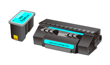 oem ink and toner cartridge