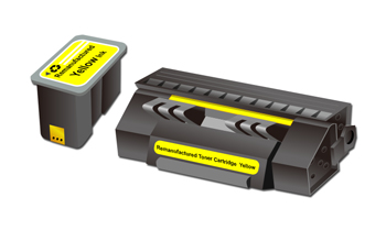 remanufactured ink and toner cartridge