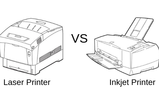 Inkjet Printers or Laser Printer- 3 Steps to Follow to Ensure An Optimum Investment